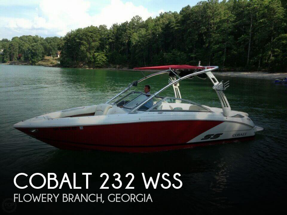 Used Ski Boats For Sale in Georgia by owner | 2009 Cobalt 23