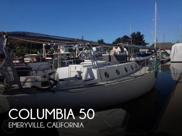 Used Boats For Sale in San Jose, California by owner | 2002 Columbia 50