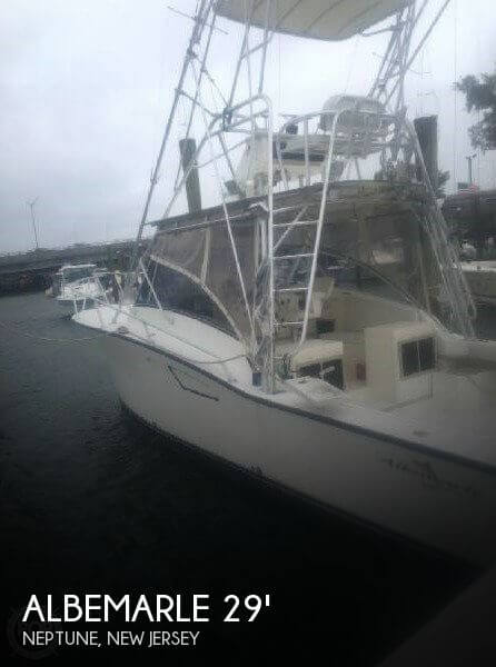 Used Albemarle Boats For Sale by owner | 1998 Albemarle 29