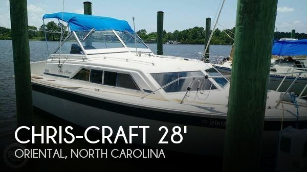 Used Chris-Craft Boats For Sale in North Carolina by owner | 1980 Chris-Craft 28