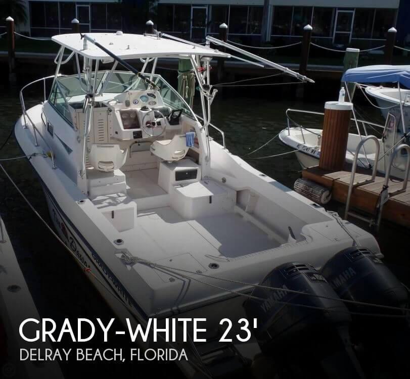 New Acura Dealership In Delray Beach Fl 33483: SOLD: Grady-White 232 Gulfstream Boat In Delray Beach, FL