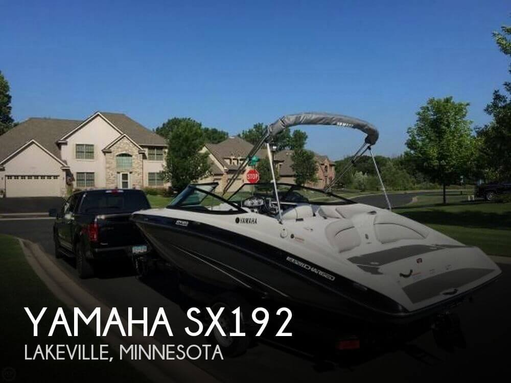 Used Boats For Sale in Rochester, Minnesota by owner | 2014 Yamaha 19