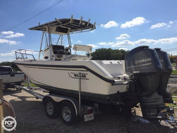 2002 Boston Whaler 23 - image 2