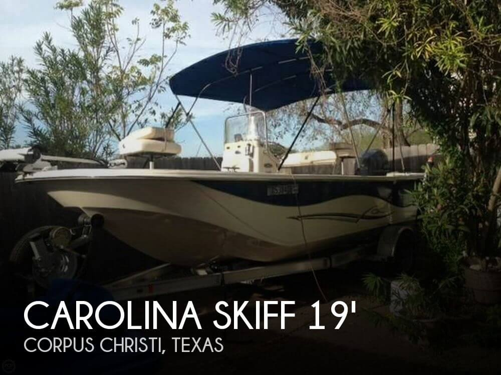 Used Carolina Skiff Boats For Sale by owner   2015 Carolina Skiff 19