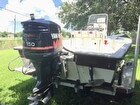 Low Hours On This Yamaha Outboard