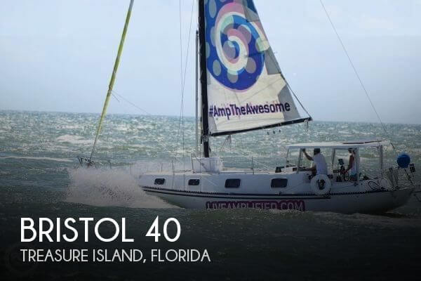 Used Bristol Boats For Sale by owner | 1983 Bristol 40