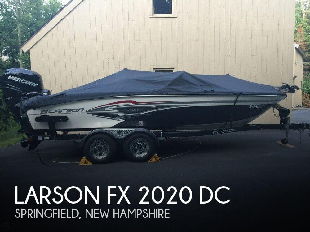 20 Foot Larson 20 20 Foot Motor Boat In Springfield Nh
