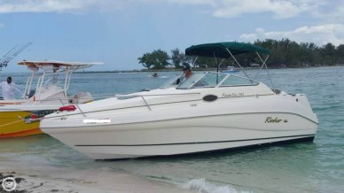 Rinker Fiesta Vee 242, 24', for sale - $20,500