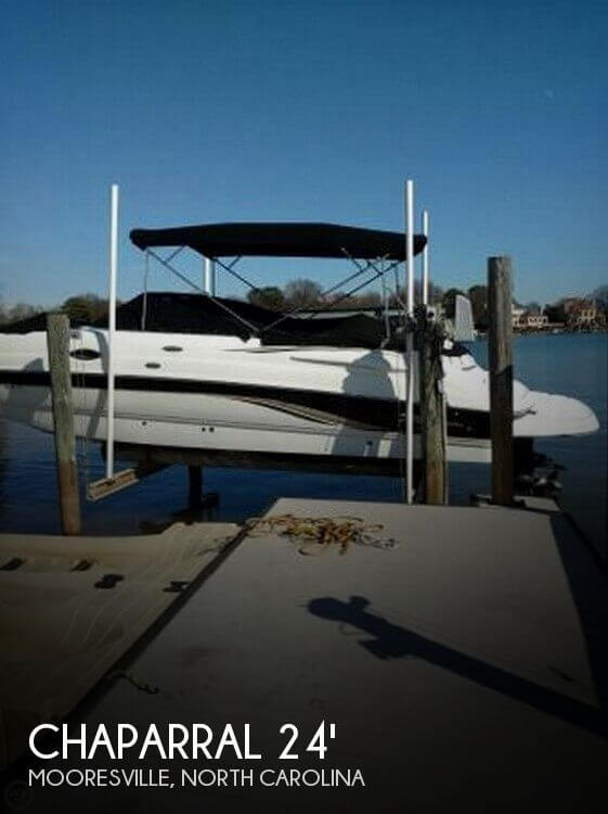 Used Chaparral Boats For Sale in North Carolina by owner | 2002 Chaparral 26