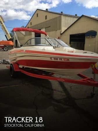 2008 TRACKER BOATS 18 for sale