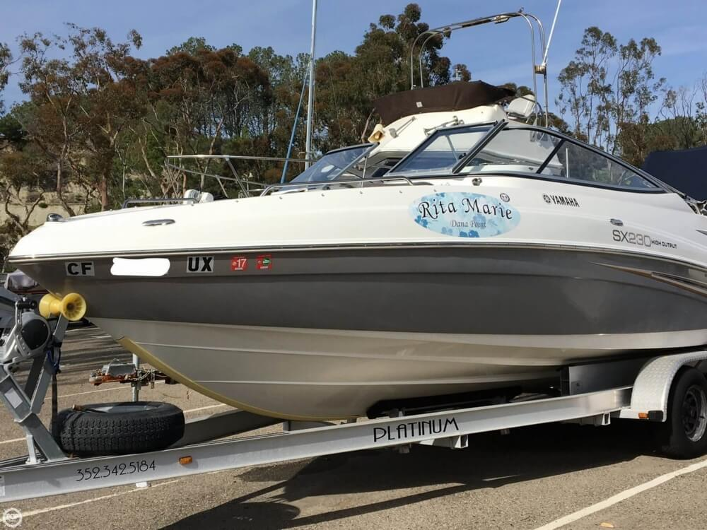 SOLD: Yamaha SX230 High Output boat in Dana Point, CA | 122794