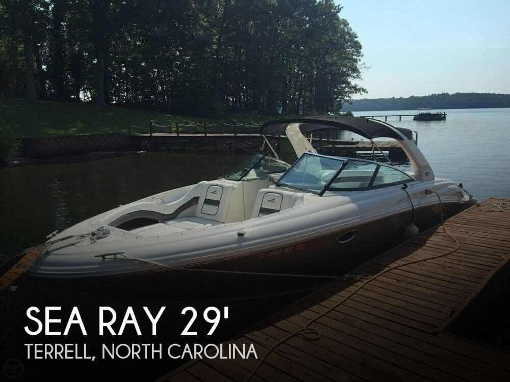 Used Boats For Sale in Charlotte, North Carolina by owner | 2007 Sea Ray 290 SLX