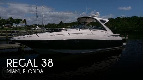 Used Regal Boats For Sale in Florida by owner | 2011 Regal 38