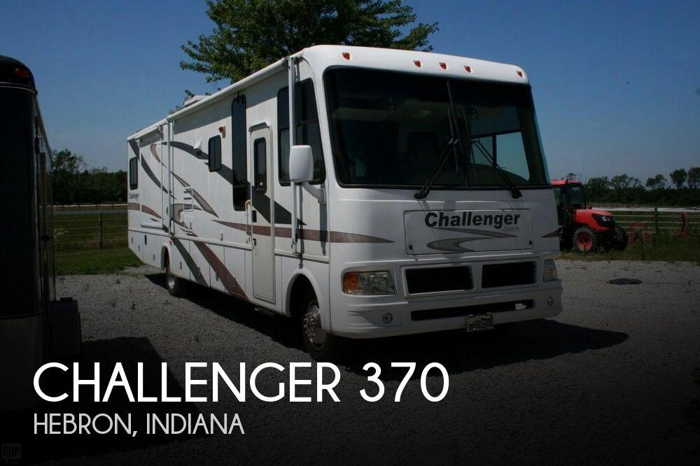 2007 Damon Challenger 370