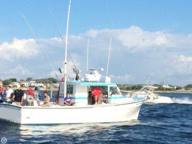 Henriques 35 Offshore Greenstick Bandit Boat, 35', for sale - $185,000