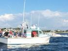 Green Stick Tuna Boat