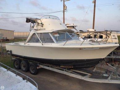 Bertram 25 Mk. II Sport Fisher, 25', for sale - $15,300