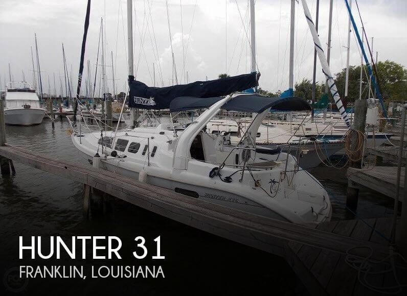 Used Boats For Sale in Lafayette, Louisiana by owner | 1999 Hunter 31