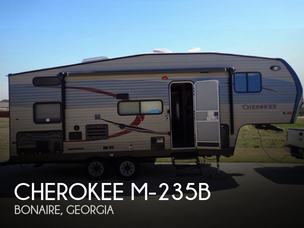 2015 Forest River Cherokee 28