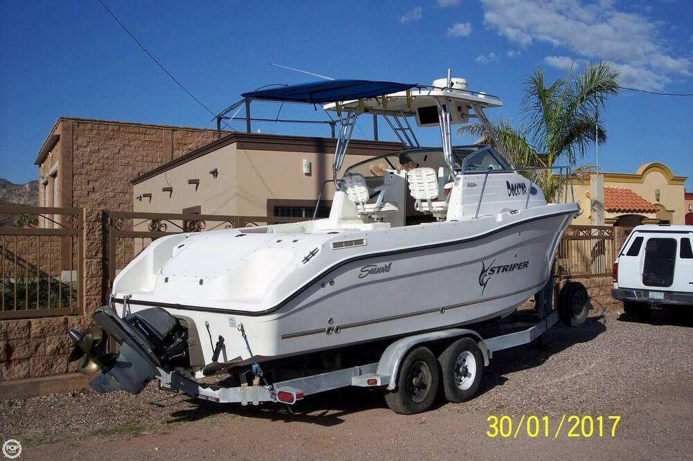 seaswirl wiring diagram sold seaswirl 2601 striper boat in tucson  az 122944  sold seaswirl 2601 striper boat in