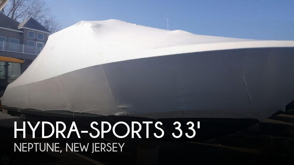 Used Hydra-Sports Boats For Sale by owner | 2003 Hydra-Sports 3300 Vector