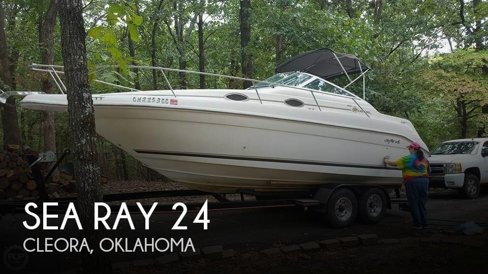 Used Sea Ray Boats For Sale in Oklahoma by owner | 1995 Sea Ray 24