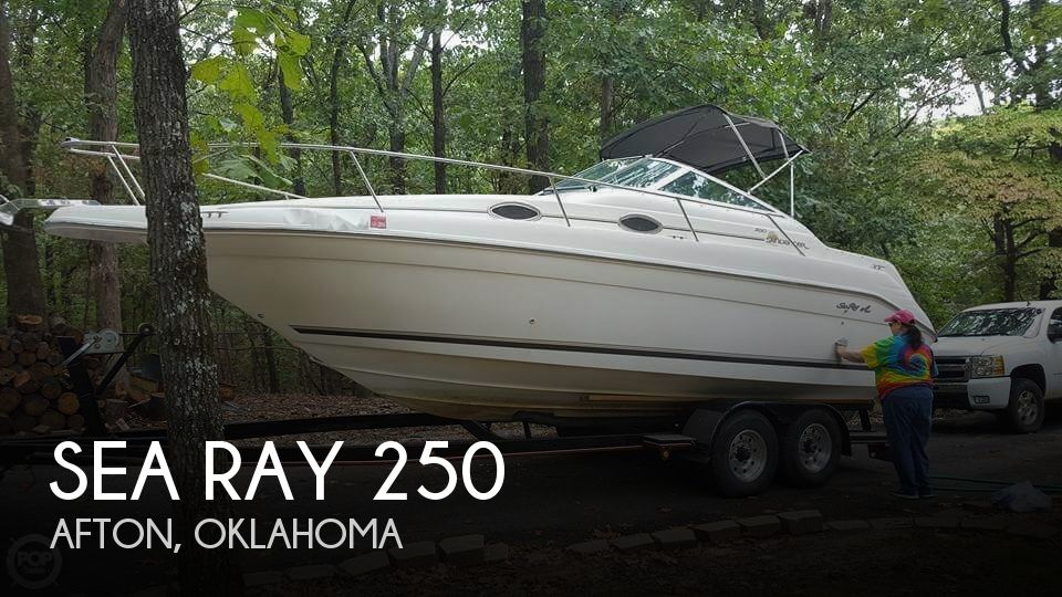 1995 Sea Ray 250 Sundancer