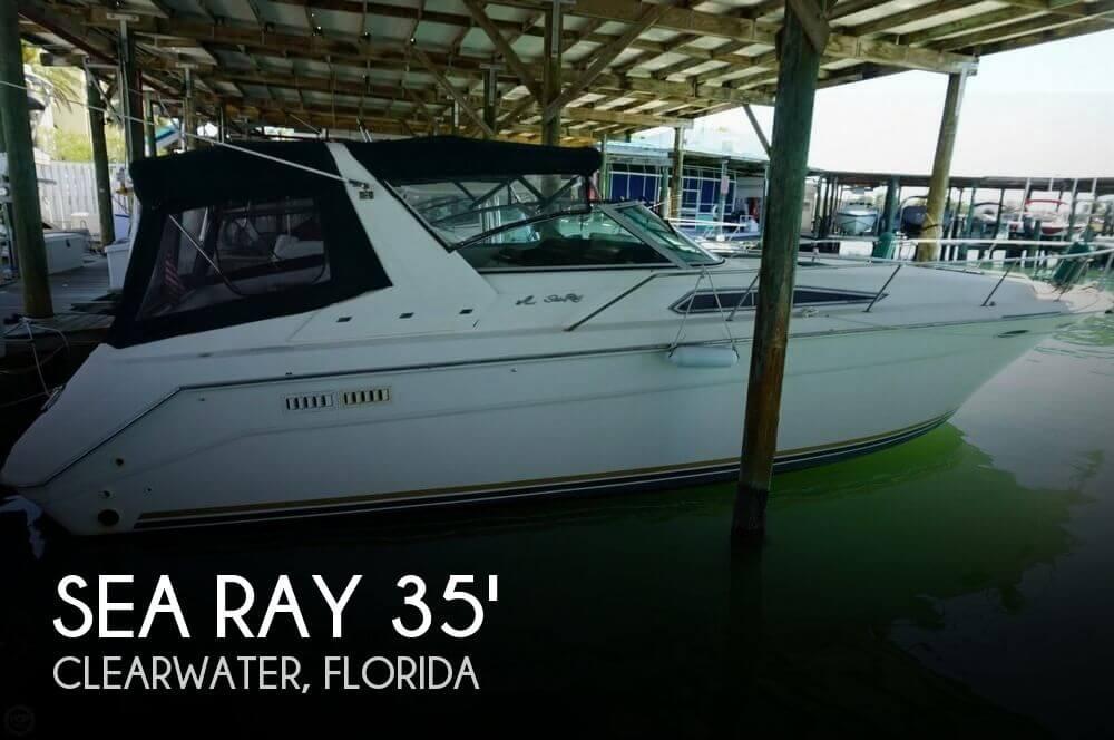 35 Foot Sea Ray 35 35 Foot Motor Boat In Clearwater Fl