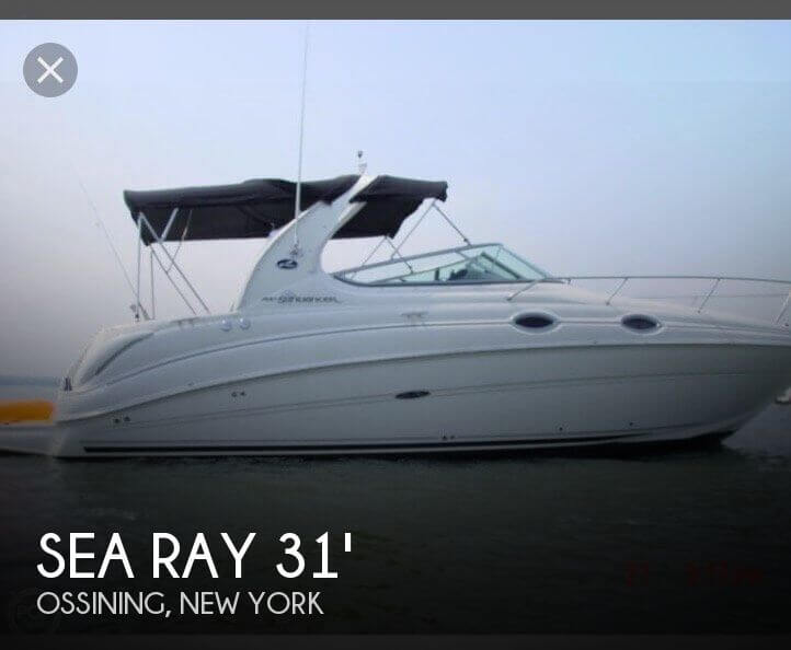 Used Sea Ray 28 Boats For Sale by owner | 2005 Sea Ray 280 Sundancer