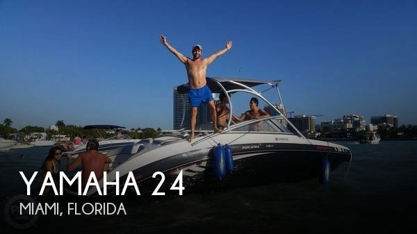 Used Yamaha Boats For Sale in Florida by owner | 2011 Yamaha 24