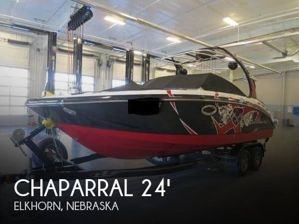 Used Boats For Sale in Nebraska by owner | 2012 Chaparral 24