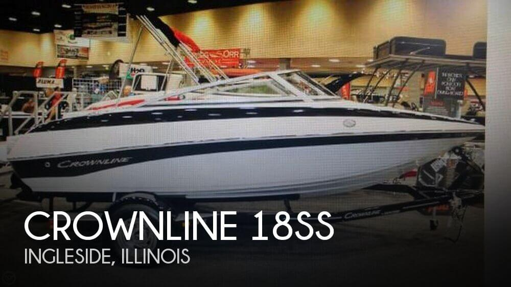Used Crownline Ski Boats For Sale by owner | 2015 Crownline 18SS