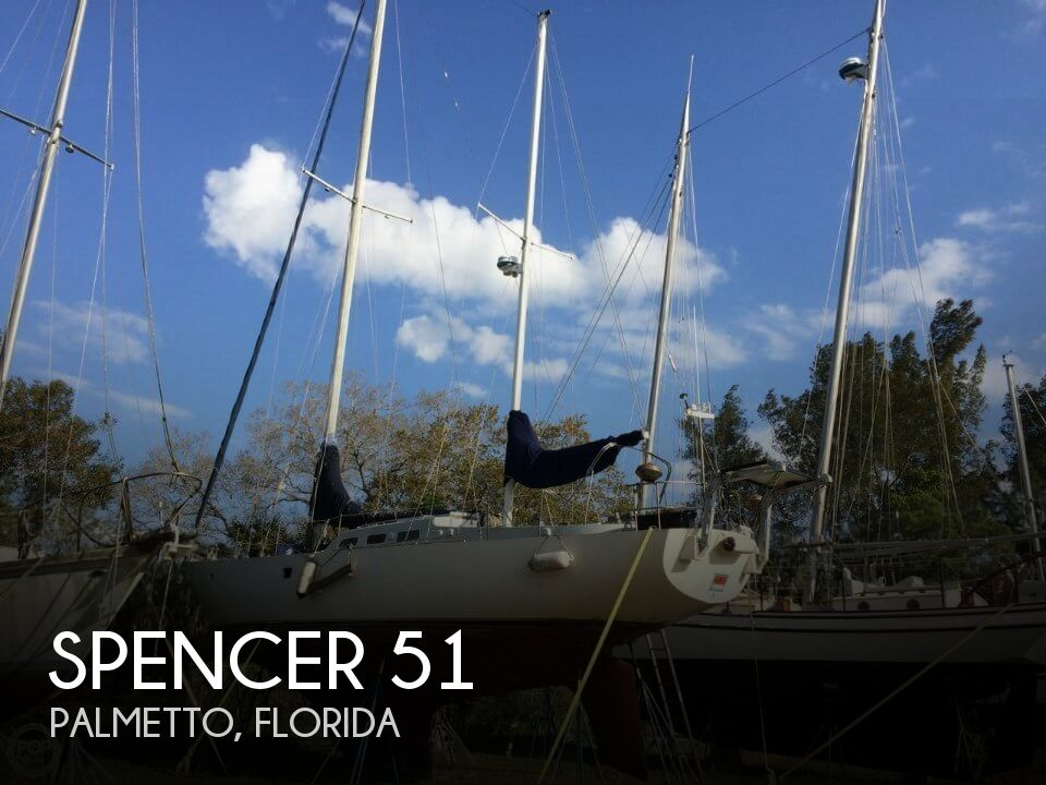 Used Spencer Boats For Sale by owner | 1970 Spencer 51
