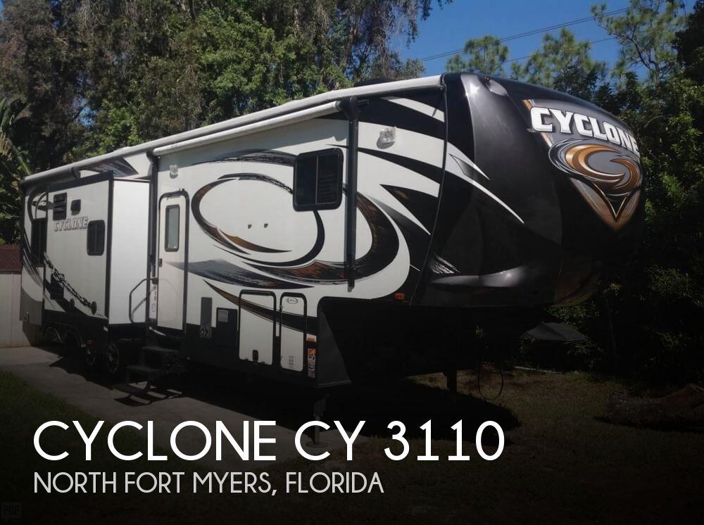 2014 Heartland Cyclone CY 3110