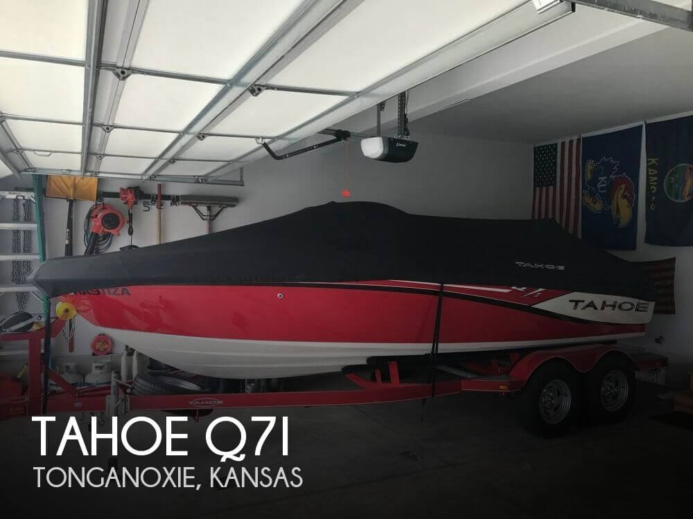 Used Boats For Sale in Kansas City, Missouri by owner | 2015 Tahoe 20