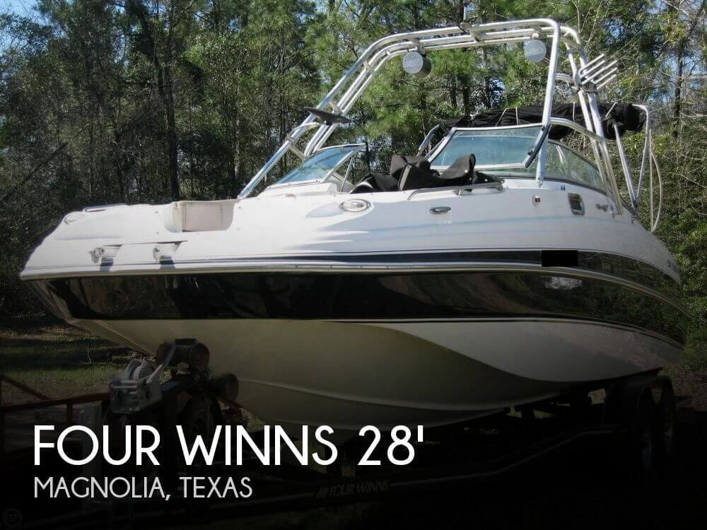 Used Four Winns Boats For Sale in Texas by owner | 2003 Four Winns 28