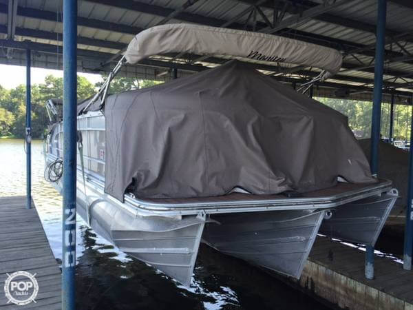 2013 Manitou boat for sale, model of the boat is MB 25 SHP & Image # 2 of 40