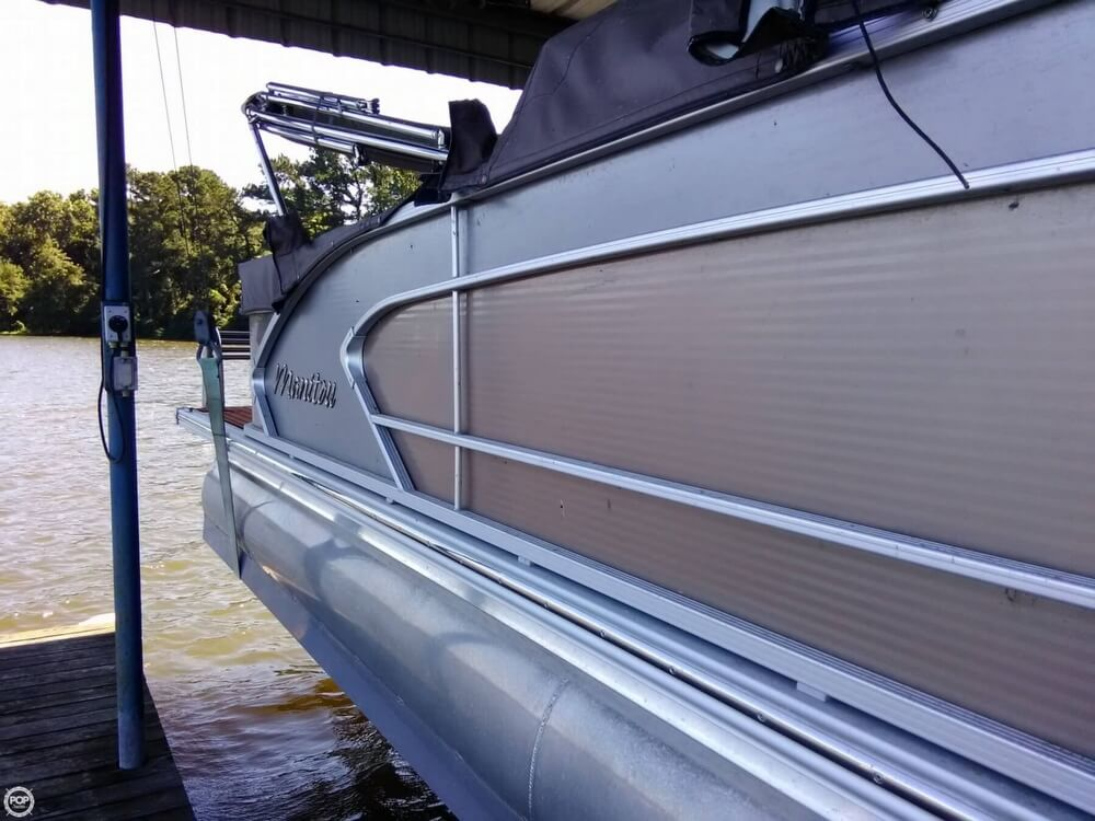2013 Manitou boat for sale, model of the boat is MB 25 SHP & Image # 31 of 40