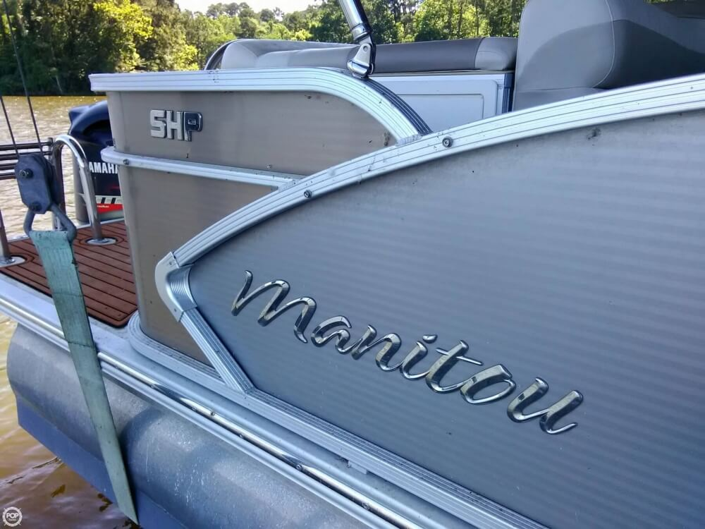 2013 Manitou boat for sale, model of the boat is MB 25 SHP & Image # 40 of 40
