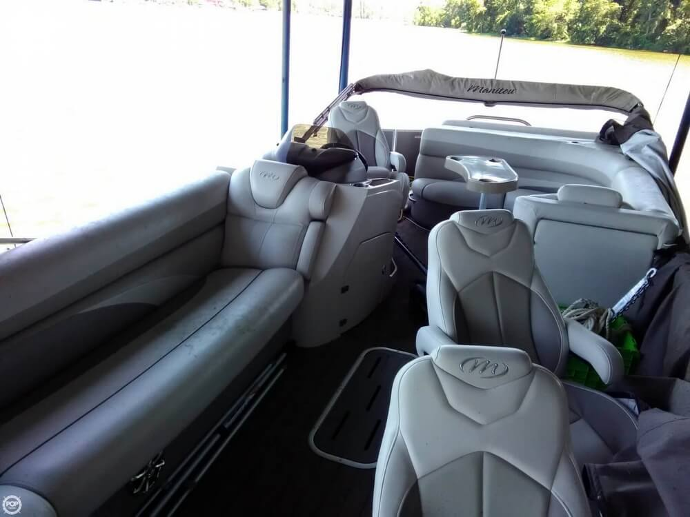 2013 Manitou boat for sale, model of the boat is MB 25 SHP & Image # 26 of 40