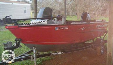 Tracker 16, 16', for sale - $18,000