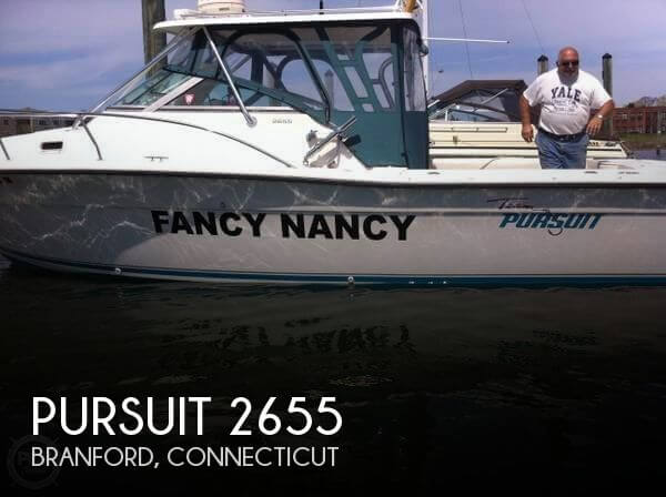 Used Pursuit Boats For Sale by owner | 1993 Pursuit 26