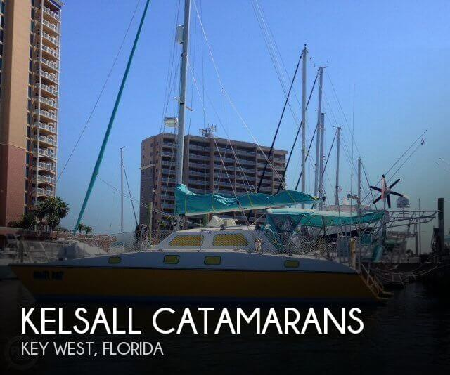 Used Boats For Sale by owner | 1988 Kelsall 42
