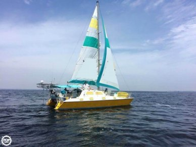 Kelsall Catamarans Kelly 38, 42', for sale - $199,900