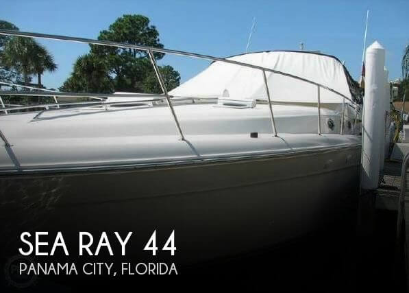 Used Sea Ray Boats For Sale in Florida by owner | 1994 Sea Ray 44