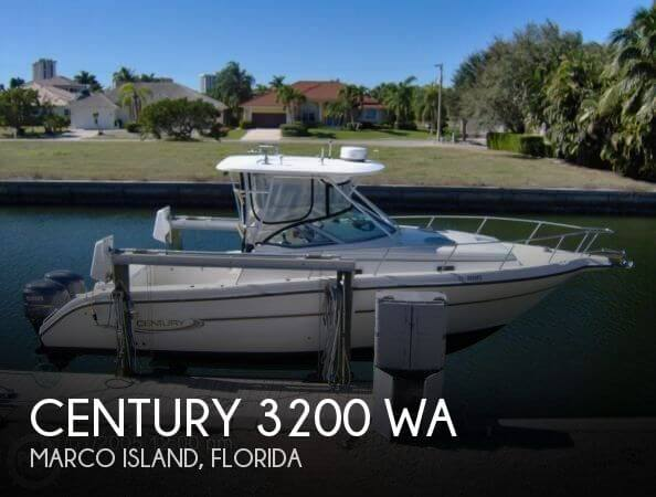 Used Century Boats For Sale by owner | 2005 Century 34