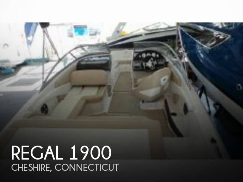 2016 REGAL 1900 for sale