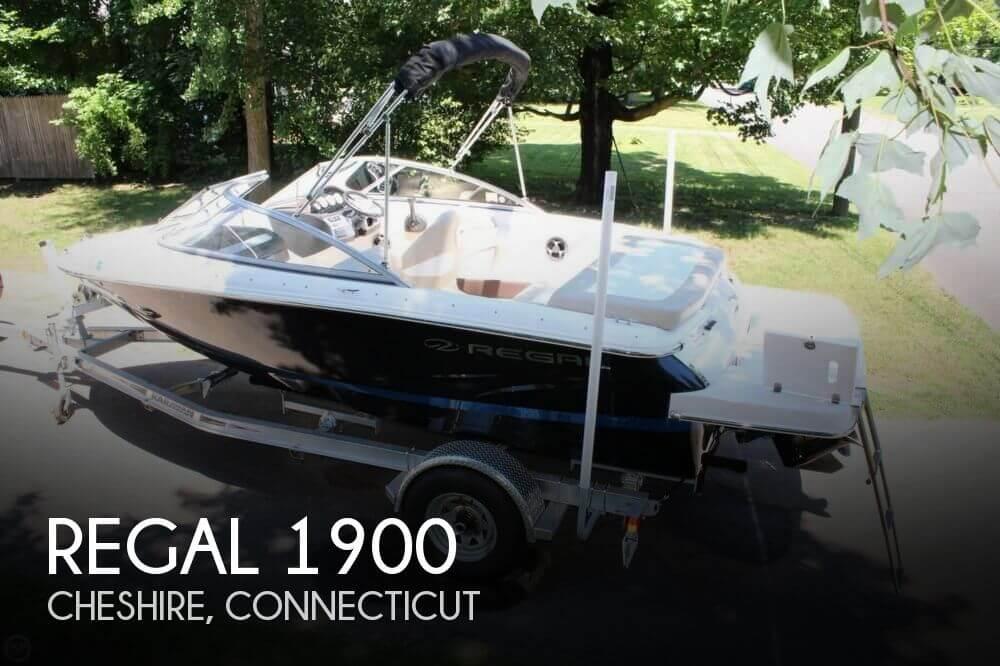 2015 REGAL 1900 for sale