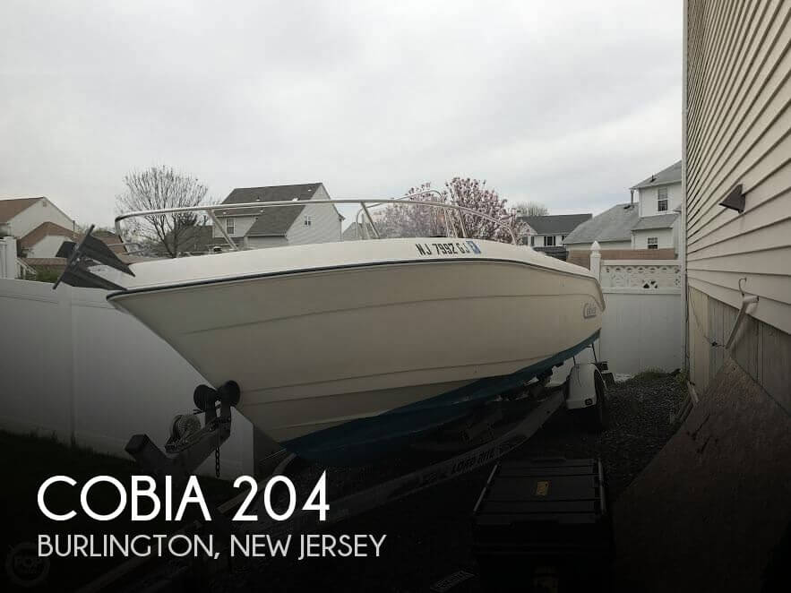 Used Cobia Boats For Sale by owner   1999 Cobia 19