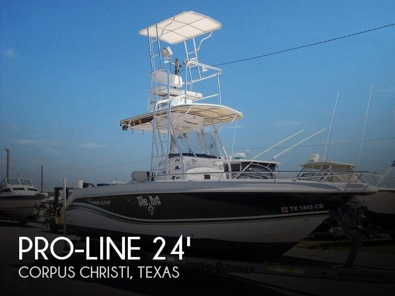 Used Boats For Sale by owner | 2006 Pro-Line 24
